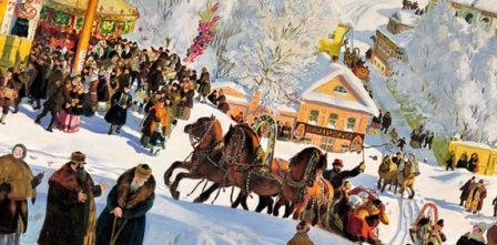 Новый год в россии картинка